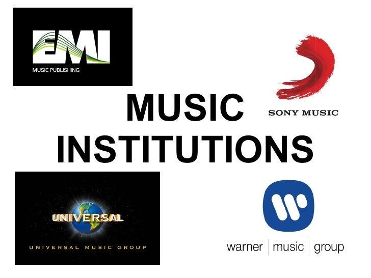 MUSICINSTITUTIONS