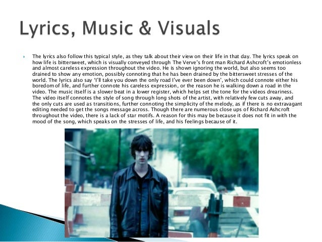 Music video coursework