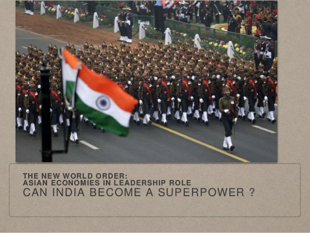 india become superpower