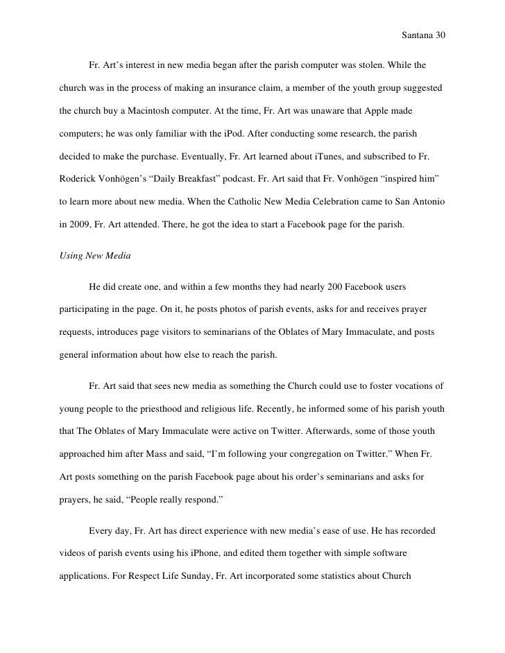 catholic religion essay