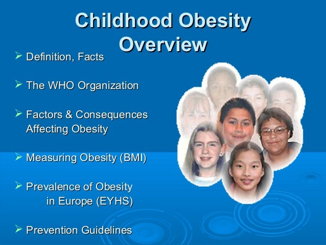 Obesity in European Children