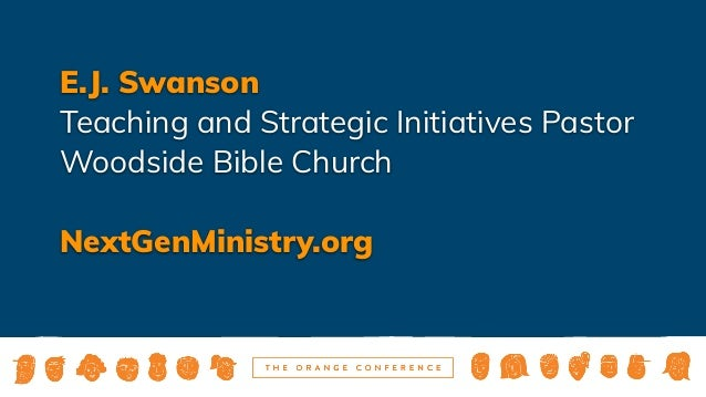 OC18 E.J. Swanson Orange 101 Slide 2