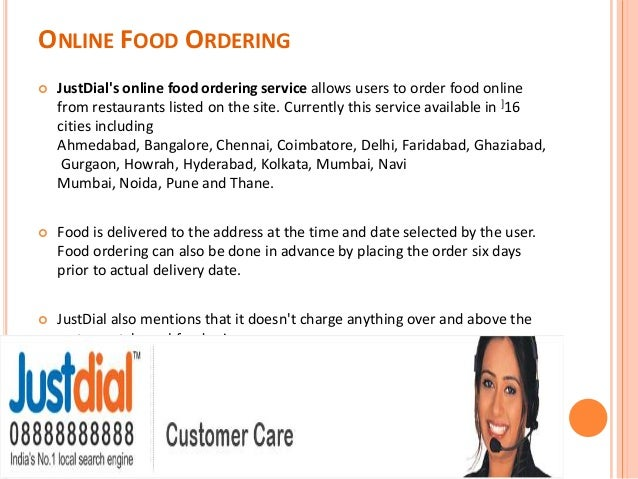 Online Food Ordering: Online Food Ordering In Pune