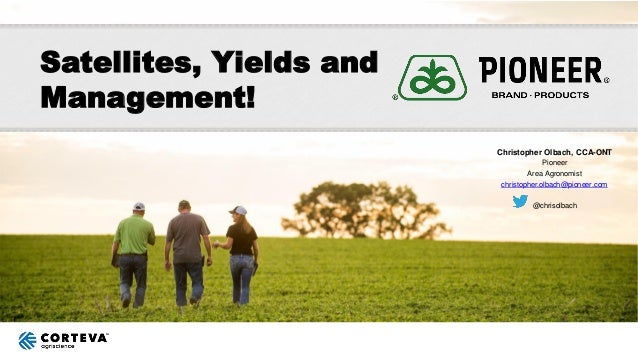 Satellites, Yields and Management! Rob intro and explain 30 Specify fit Invoice and have on first pay period 8989 fit 9946...