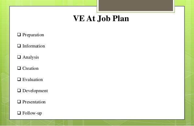 Value Analysis Value Engineering Business Process Reengineering