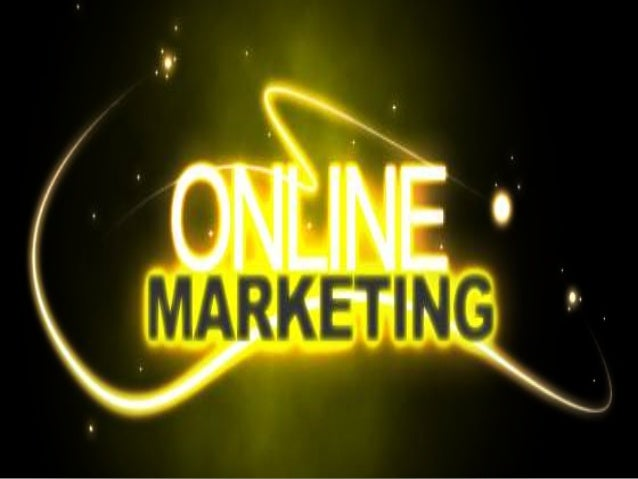 online marketing ppt