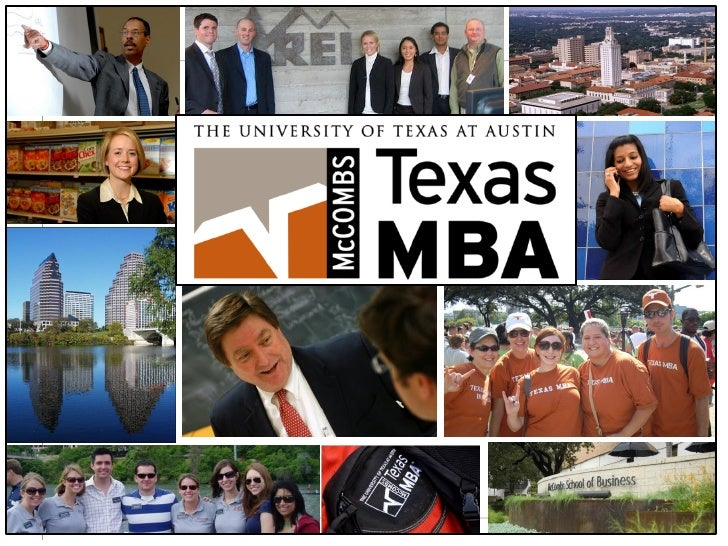 Table of Contents Location, Location, Location            Your Texas MBA    Texas                                   Cu...