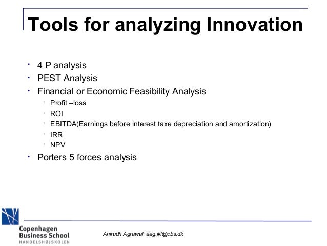 an analysis of innovation Innovation is created in the r&d sectors and it enables sustainable economic growth, provided that there are constant returns to innovation in terms of r&d the analysis.