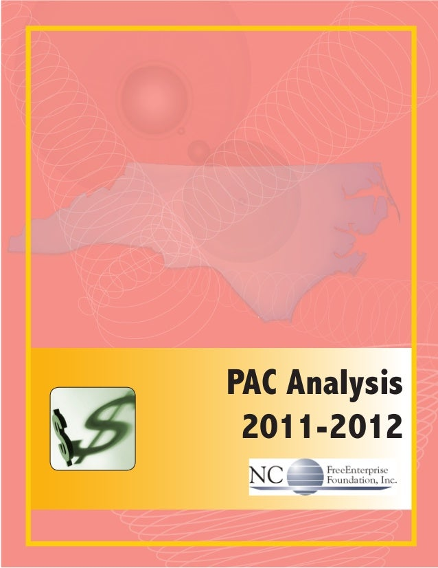 PAC Analysis 2011-2012
