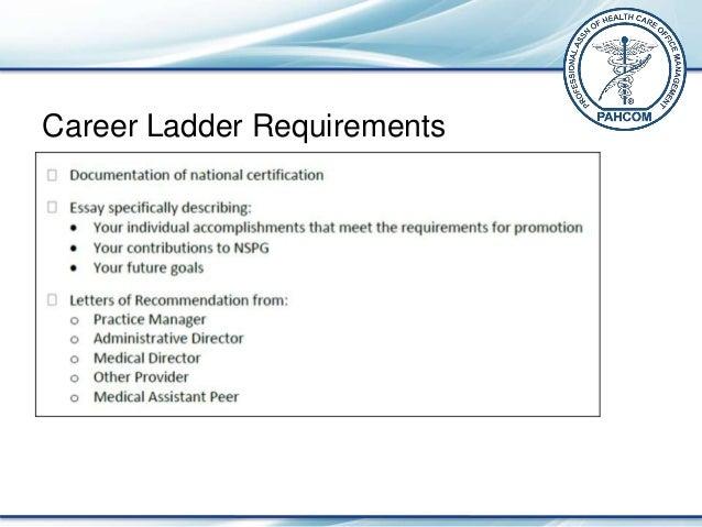 medical assistant career goals