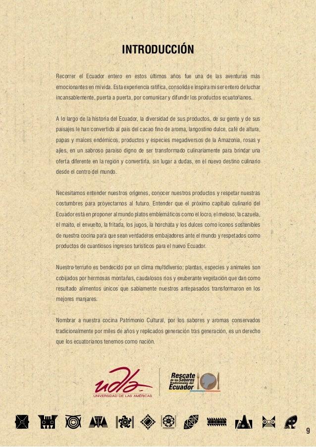 Libro ecuador culinario udla for Introduccion a la gastronomia pdf
