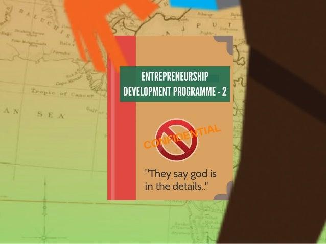Zostel 'Entrepreneurship Development Programme - 2  #FollowYourHeart