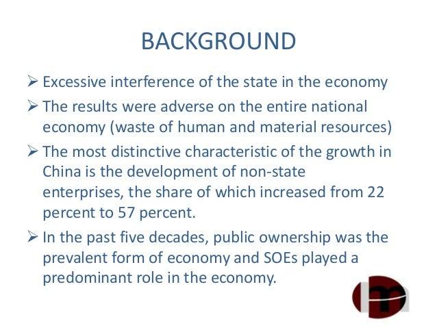 China's twenty-year dream of SOE reform still unfulfilled