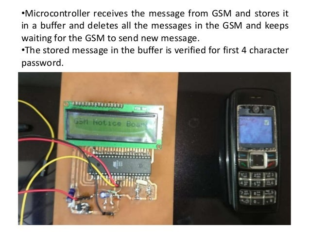 GSM BASED AIRPORT AUTOMATION EPUB