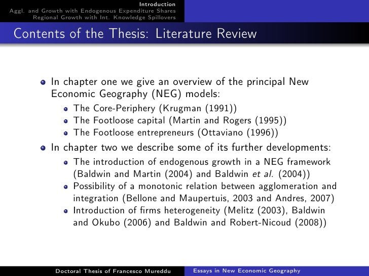 thesis of economic The causes of the economic crisis, and other essays before and after the great depression 0 views  he speaks in the causes of the economic crisis,.