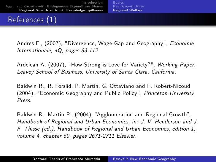 Economics and history Economic history is dead; long live ...