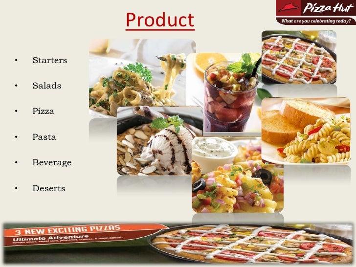 pizza hut marktig strategy