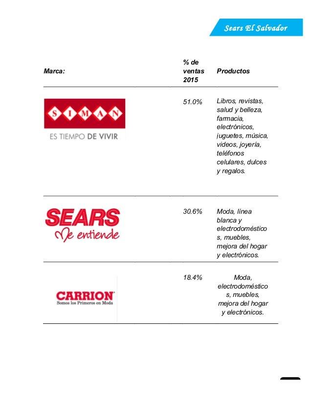Plan de relaciones publicas de Sears