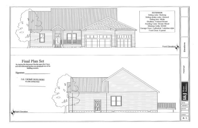 West River Meadows Lot 52 has been sold by RE/MAX Realty Specialists and is under construction by I&J Homebuilders