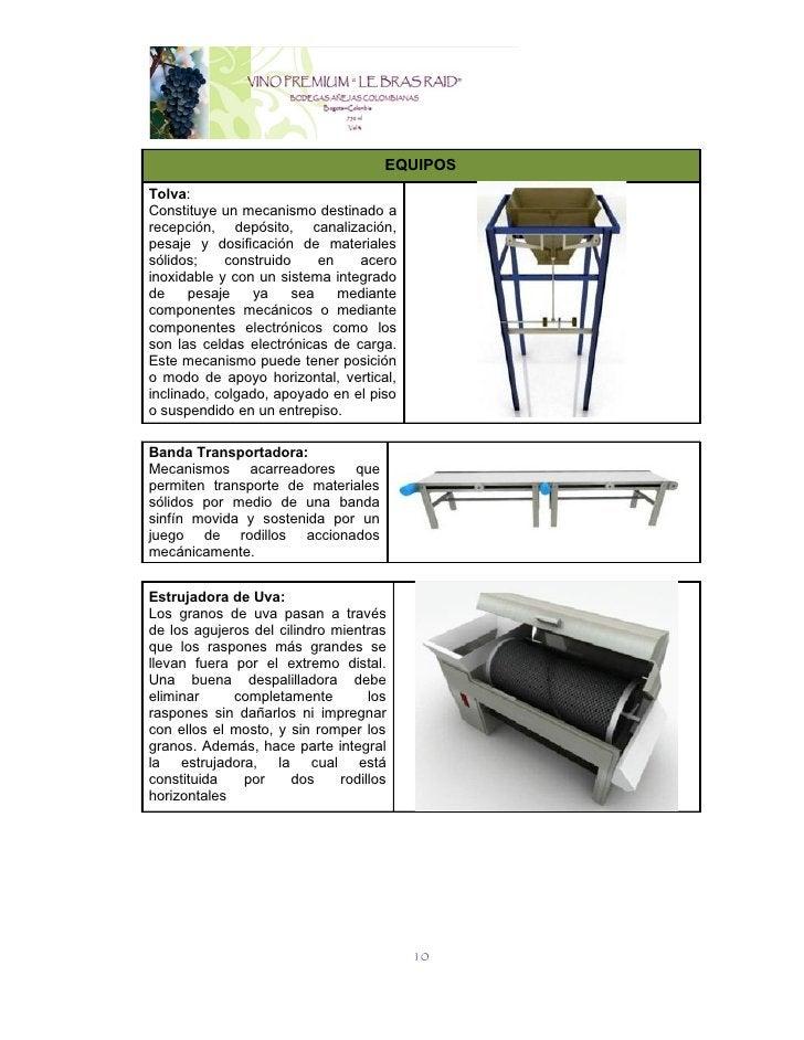 EQUIPOSTolva:Constituye un mecanismo destinado arecepción, depósito, canalización,pesaje y dosificación de materialessólid...