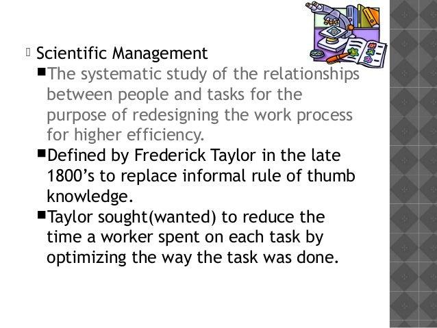 Management/ Fordism And Scientific Management term paper 18107
