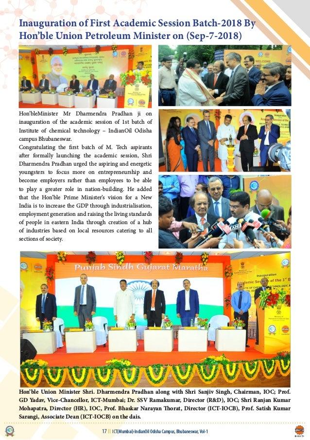 ICT-IOCB's first e-Journal