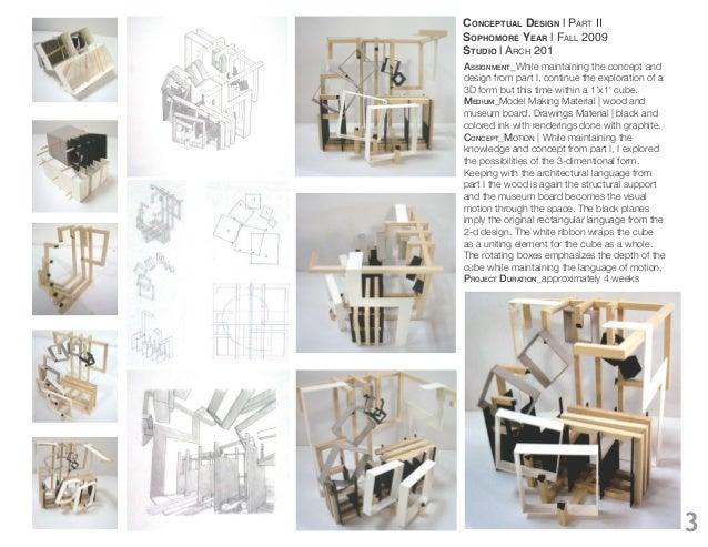 Marisa L Aschettino Undergraduate Architecture Portfolio
