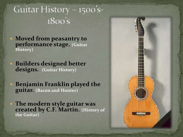 an analysis of the history and the origins of the guitar While my guitar gently weeps by the beatles song meaning, lyric interpretation,   an incredible song by three of the most influential artists in music history.