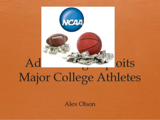 Introduction   In 2012, the top 10 athletic programs each earned over 75 million dollars in total revenue in just the maj...