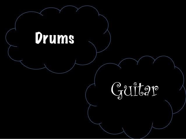 Drums Guitar