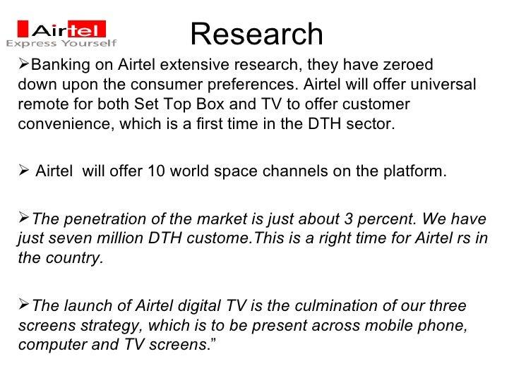 Airtel DTH