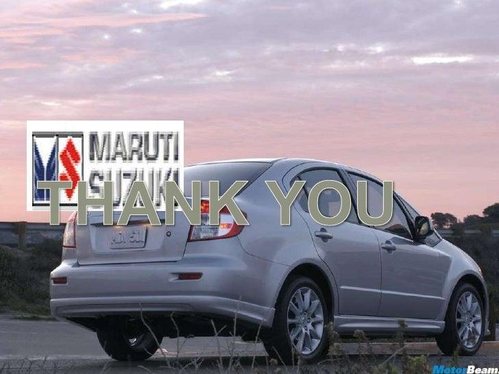 Maruti Suzuki Extranet Service