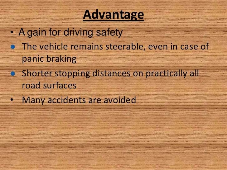 advantages of car technology