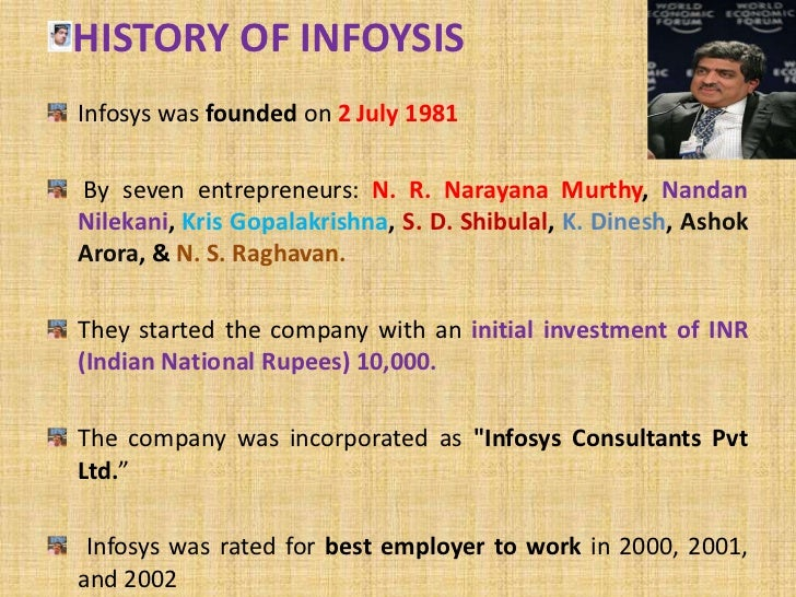 Infosys has the largest corporate education center in theworld at Mysore. It can accommodate 14000 candidatesat one time.C...