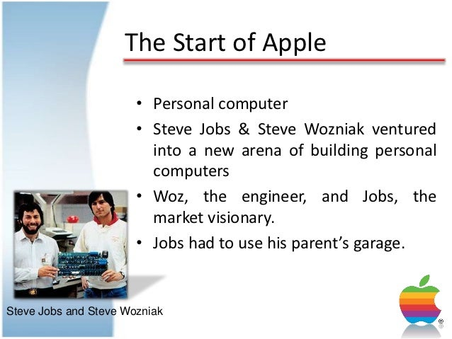 steve wozniak and steve jobs innovators of the computer revolution Steve jobs' 10 most innovative creations by marc davis jobs and his co-founder steve wozniak created the apple i, a personal computer with no monitor another revolutionary innovation by steve jobs.