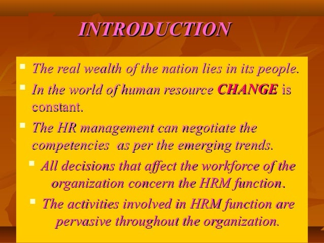 emerging challenges in global hrm Unesco – eolss sample chapters human resources management – vol i - major issues in human resource development - jerry w gilley, ann maycunich gilley ©encyclopedia of life support systems (eolss) directly affects the sociological component, while the sociological component most.