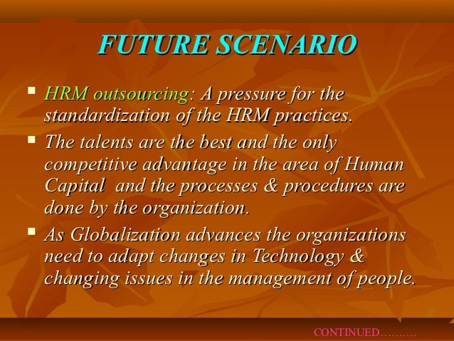 emerging challenges in global hrm Trends and issues in hrm technology and high-performance work let's go on to the longer answer to why we study hrm human resource issues are emerging as some of the most prominent concerns for owners and managers 5 21st-century human resource management strategic planning and legal.