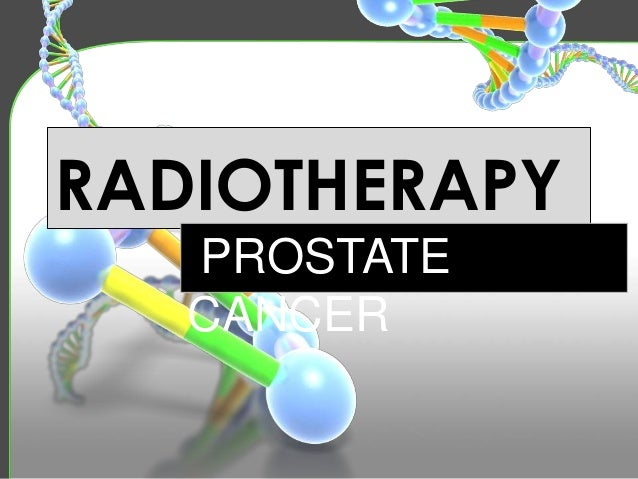 Prostate Cancer Radiation Therapy