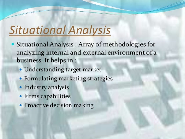 situational analysis mr donut essay Marketing resources and tools for small businesses information on advertising, exhibitions, market research, online media, pr and much more.