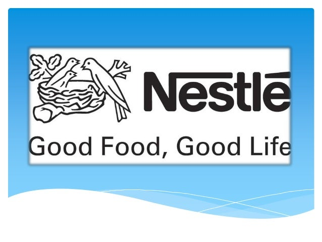 WHY NESTLE? Several reasons European Truly international Food industry Huge product range Interview with Bart VANDEWAE...