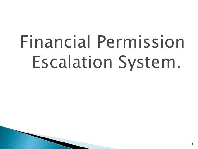 Financial PermissionEscalation System.1