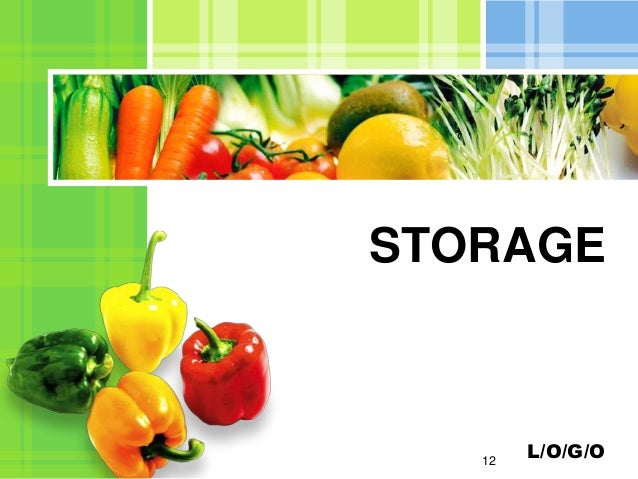 High Risk Food Should Be Stored