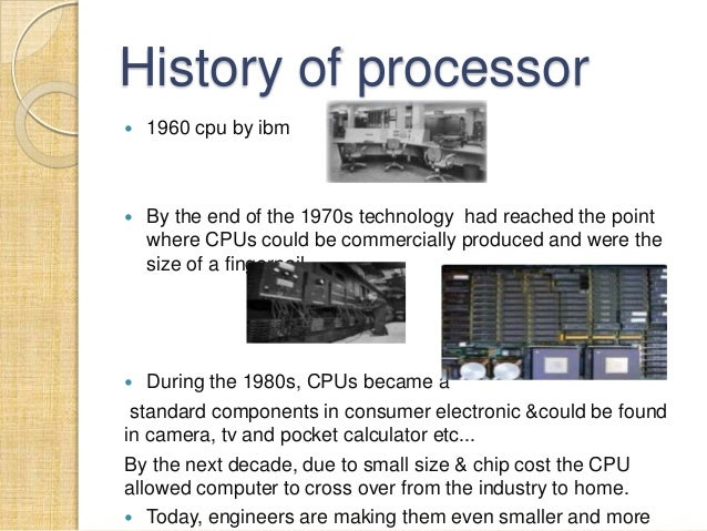 different types of computer processors pdf