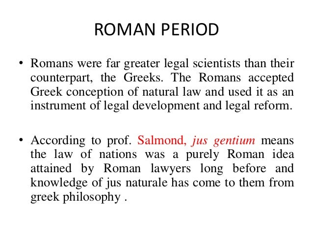 what is a law of nature pdf