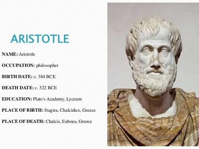 theories of aristotle 2017-1-18  1 aristotle and the privation theory of evil jonathan j sanford, phd franciscan university of steubenville jsanford@franciscanedu though it conflicts with the standard narrative concerning the historical development of.