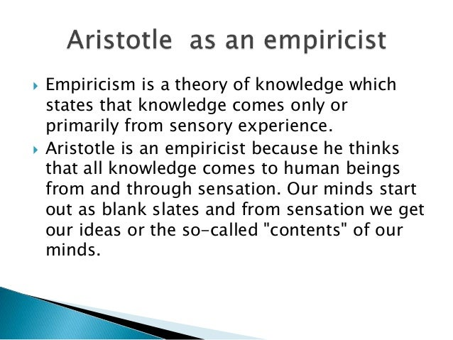 Aristotle on Causality