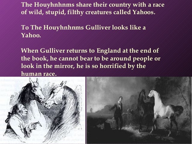Yahoo And Humans Gulliver S Travels