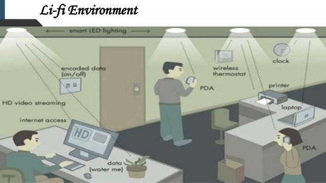 Li Fi Technology Presentation