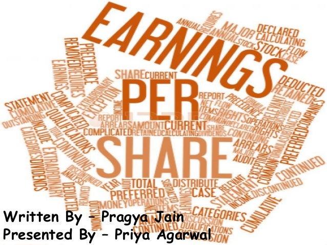 An Effective Way to Evaluate Investment Written By – Pragya Jain Presented By – Priya Agarwal