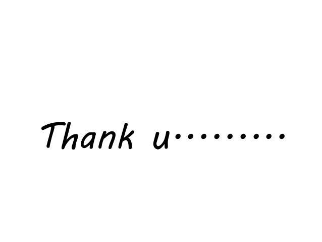 Thank u.........